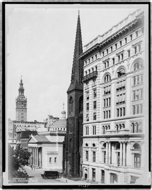 [Madison Square Presbyterian Church, New York City]