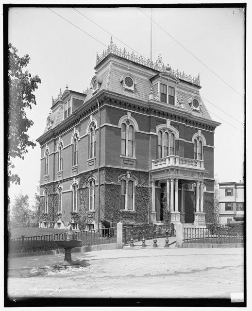 Memorial Hall, Andover, Mass.