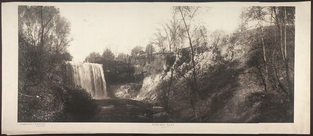 Minnehaha Falls, Minnesota
