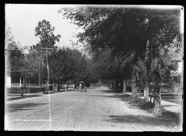 Orange Avenue, Orlando, Fla.