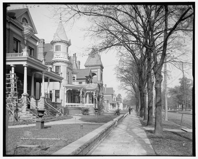Perry Avenue, Montgomery, Ala.