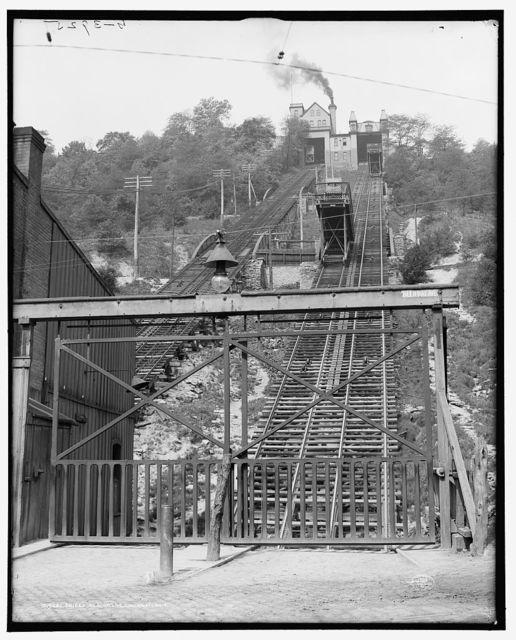 Price's Hill incline, Cincinnati, Ohio