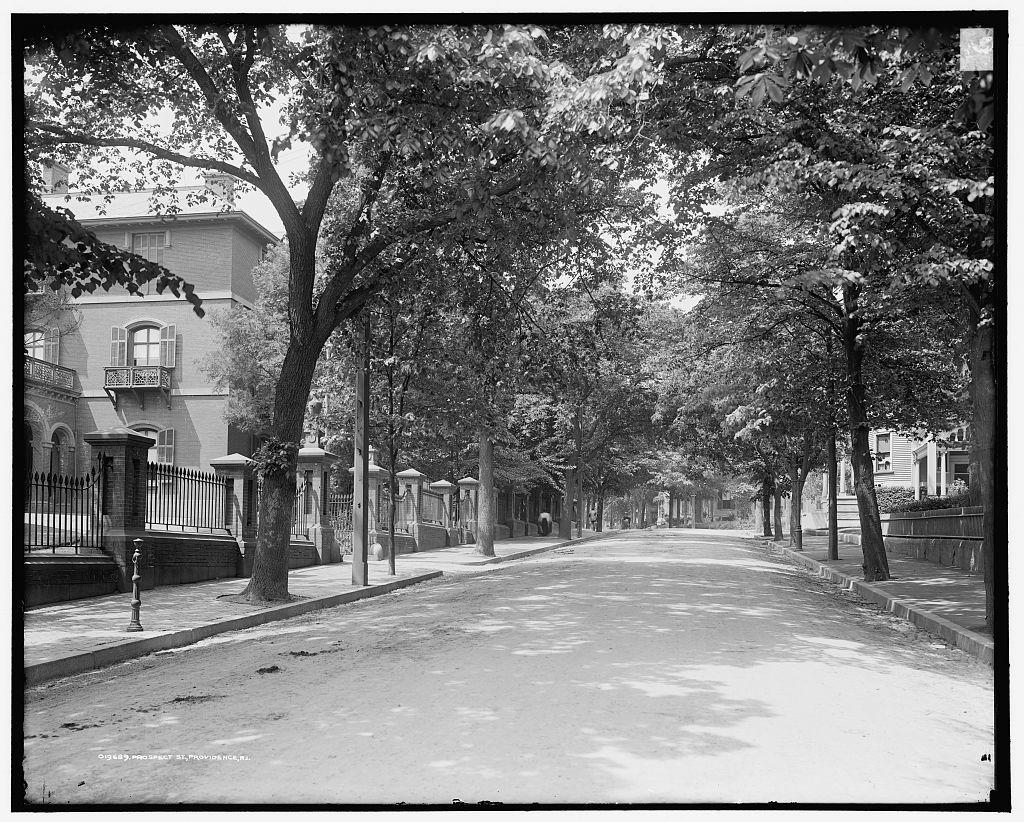 Prospect St., Providence, R.I.