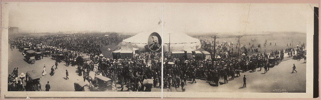 Sarah Bernhardt Tent, Chicago