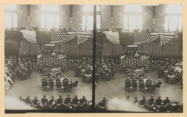 [Second inauguration of President Theodore Roosevelt on March 4, 1905]