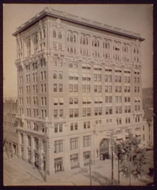Security Mutual Life Insurance Co. Building, Binghamton,. N.Y.