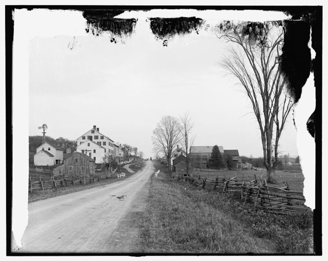 [Shaker Town Road, Pittsfield, Mass.]