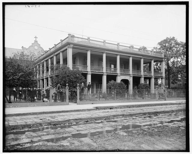 St. Simeon's Select School, New Orleans, La.