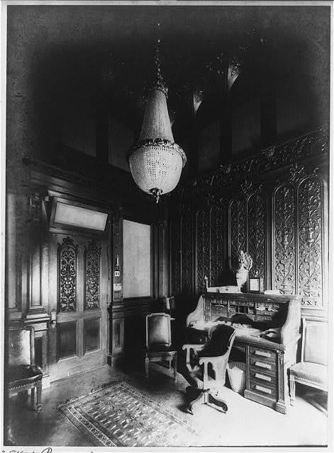 [State Capitol, Harrisburg, Pennsylvania: Office of Governor's Secretary]