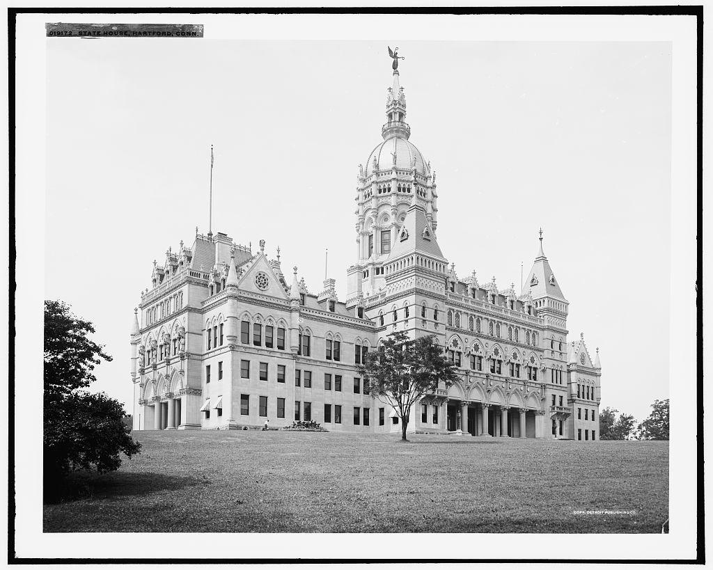 State House, Hartford, Conn.