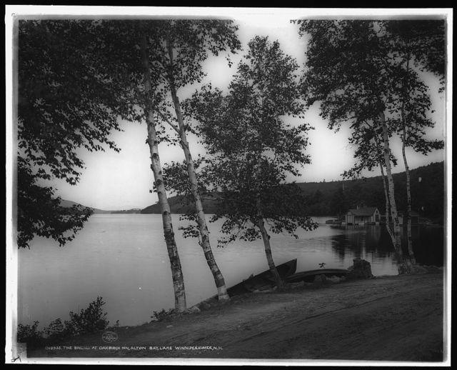 The Birches at Oak Birch Inn, Alton Bay, Lake Winnipesaukee, N.H.