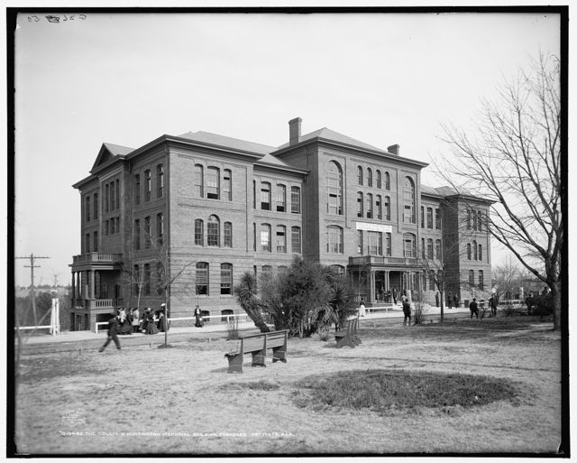 The Collis P. Huntington Memorial Building, Tuskegee Institute, Ala.