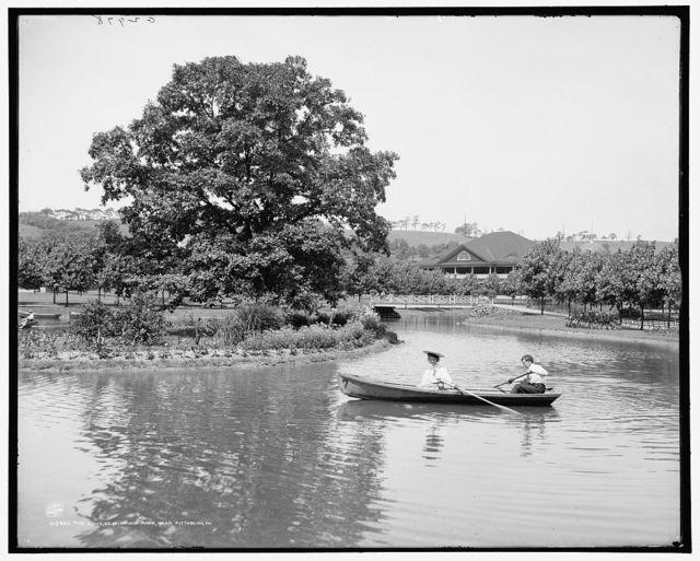 The Lake, Kennywood Park, near Pittsburg, Pa.