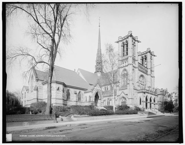 Union Church, Worcester, Mass.