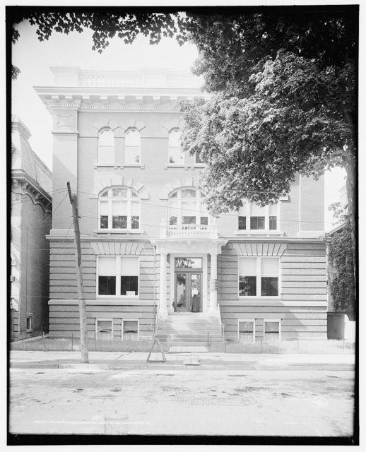 Young Women's Christian Association, Poughkeepsie, N.Y.