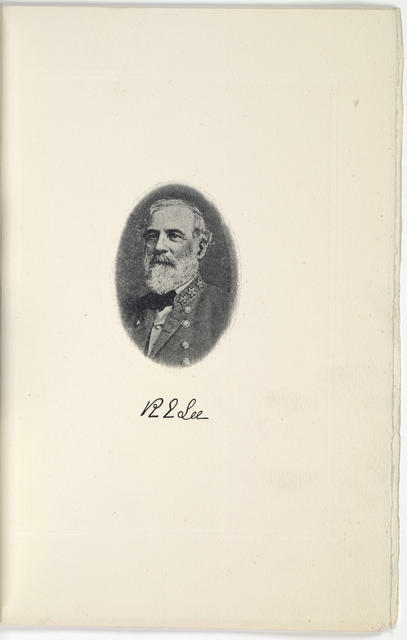 A proclamation on the one hundredth anniversary of the birth of General Robert E. Lee, by Claude A. Swanson, Governor of Virginia Januar 19, 1907.