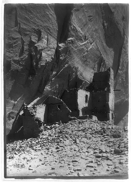 Antelope Ruin, Cañon del Muerto--Navaho