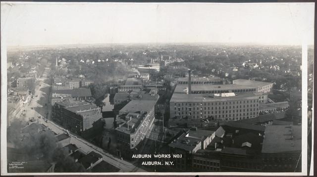 Auburn Works No. 1, Auburn, N.Y.