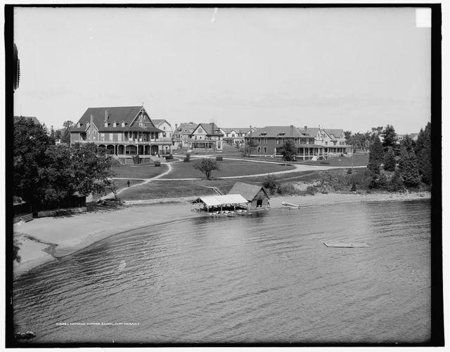 Catholic Summer School, Cliff Haven, N.Y.