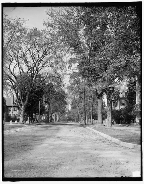 Elm St., Northampton, Mass.