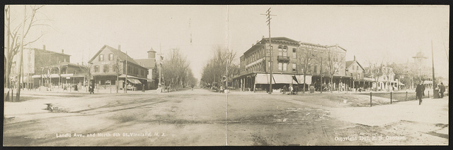 Landis Ave. and North 6th St., Vineland, N. J.