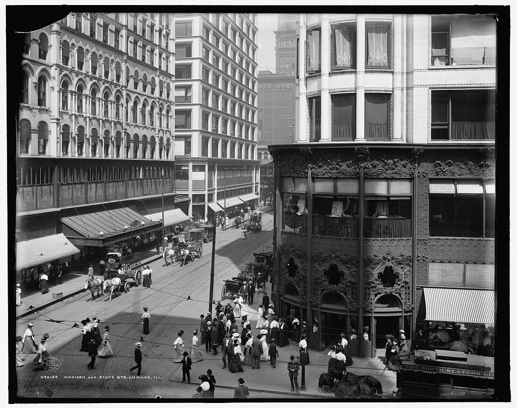 Madison and State Sts., Chicago, Ill.