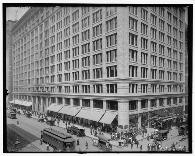 [Marshall Field's (Marshall Field & Co.) store, Chicago, Ill.]