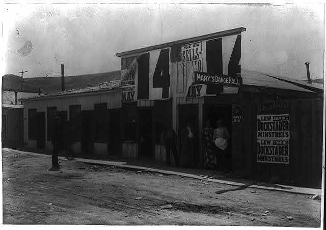Mary's dance hall, Goldfield, Nev.