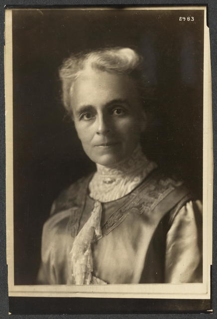 Mrs. Catherine Waugh McCulloch, Justice of the Peace of Evanston, Ill.
