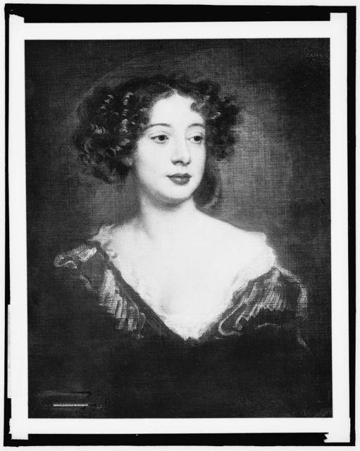 [Nell Gwyn, head-and-shoulders portrait]