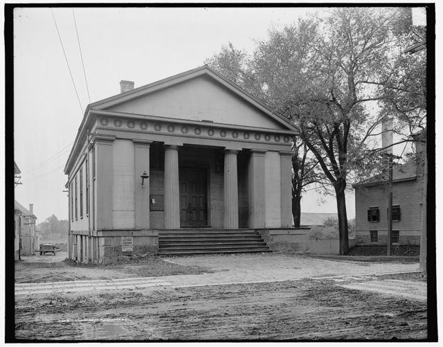Old Court House, Portsmouth, N.H.