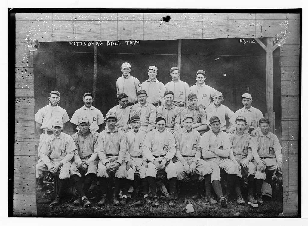 Pittsburgh baseball team, Pittsburg NL (baseball)