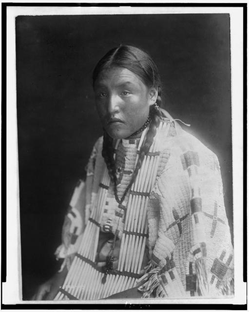 Red Elk Woman