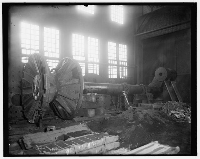 [Shafting for new Detroit & Cleveland Navigation Co. steamer]