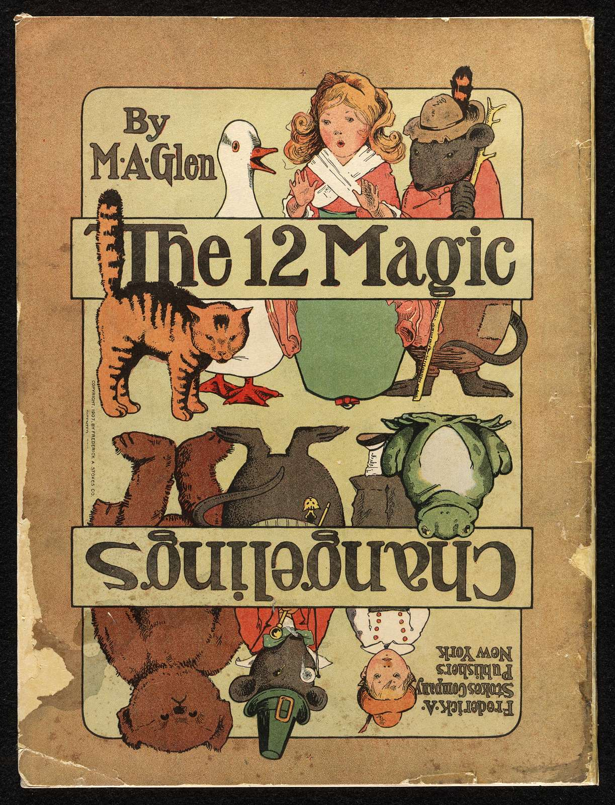 The twelve magic changelings