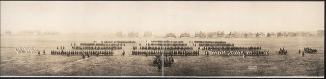 2nd U.S. Cav., Ft. Des Moines, Ia., Nov. 28, 08
