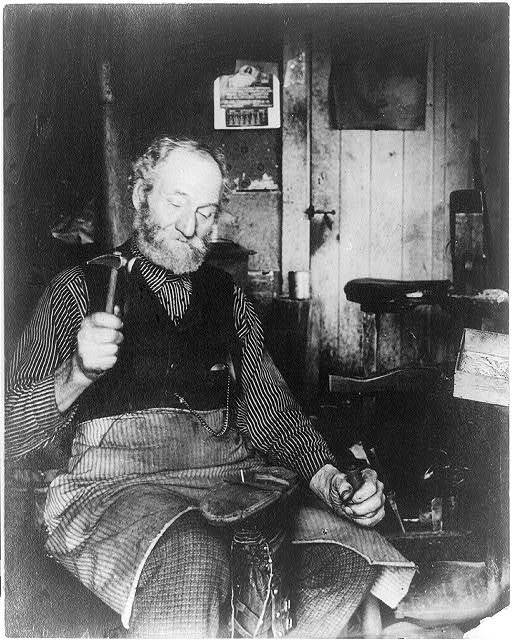 A jolly cobbler