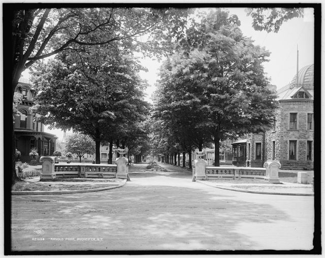 Arnold Park, Rochester, N.Y.