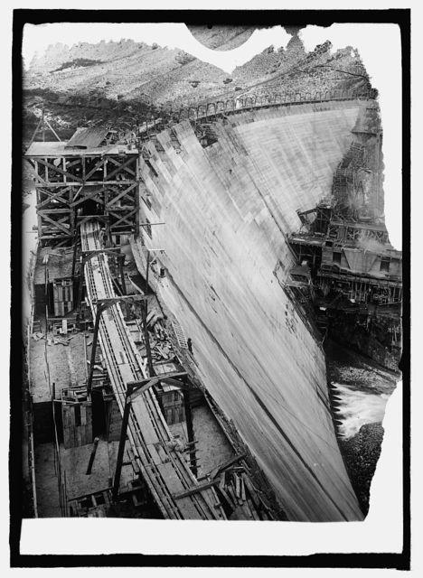 Arrowrock Dam, Boise, Idaho