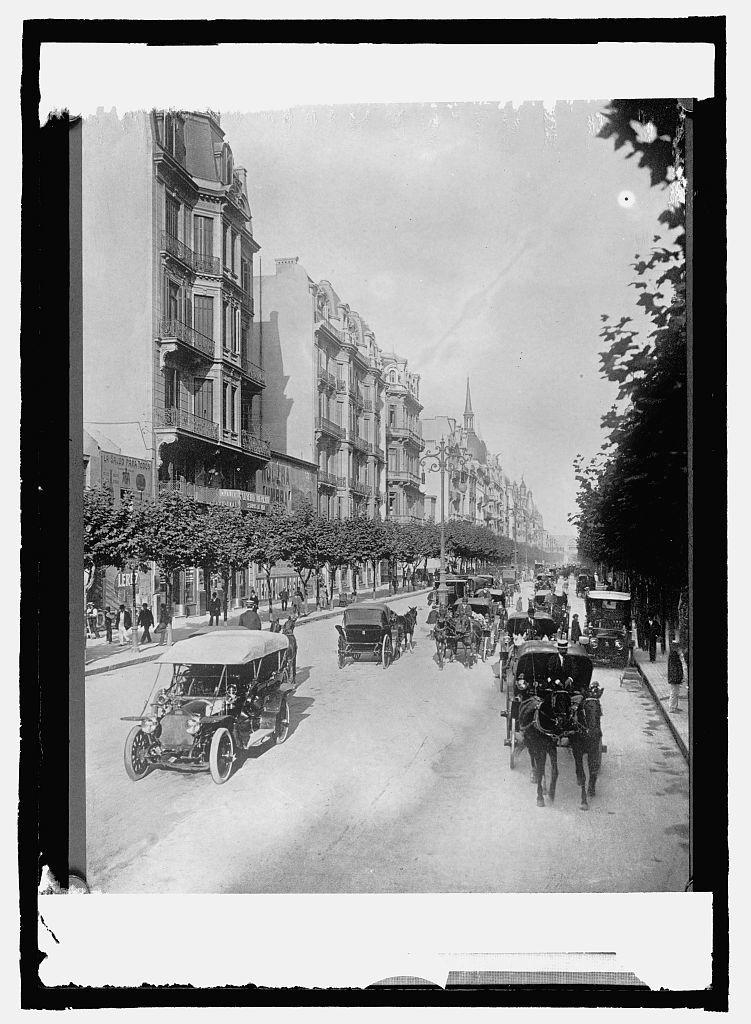 Avenida de Mayo, Buenos Aires
