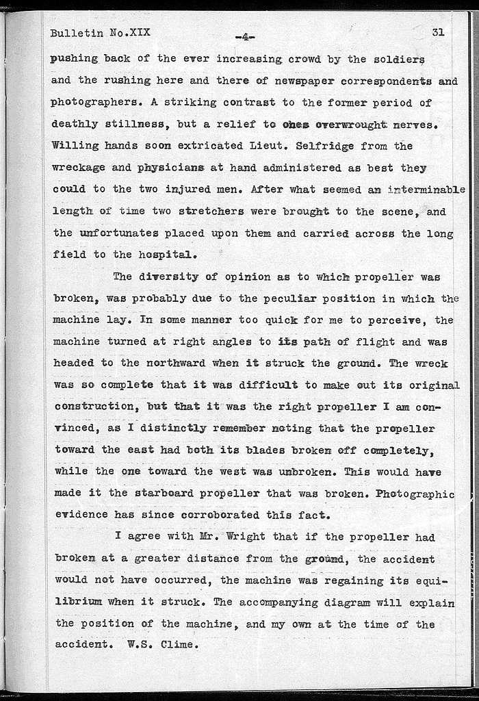 Bulletins, from October 5, 1908 to December 28, 1908