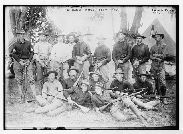 California Rifle team, Camp Perry