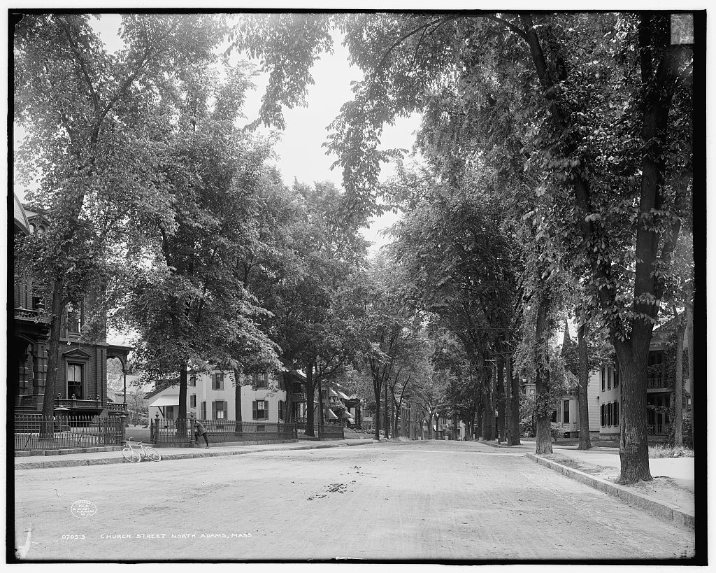 Church Street, North Adams, Mass.