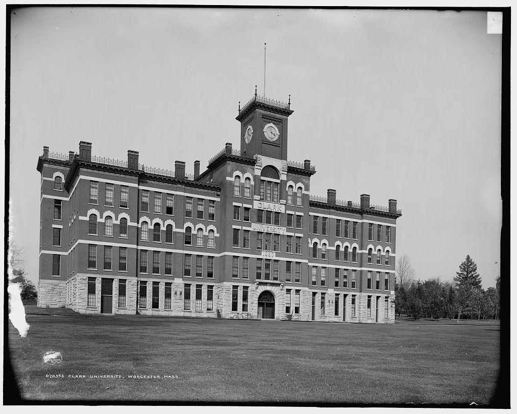 Clark University, Worcester, Mass.