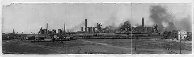 Colorado Fuel and Iron Co. Plant, Pueblo, Colo.