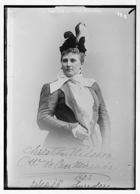 Countess de Casa Miranda