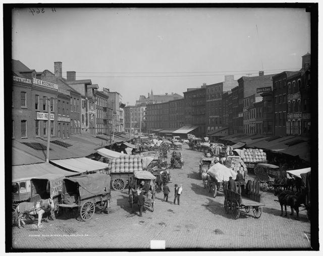 Dock Street, Philadelphia, Pa.