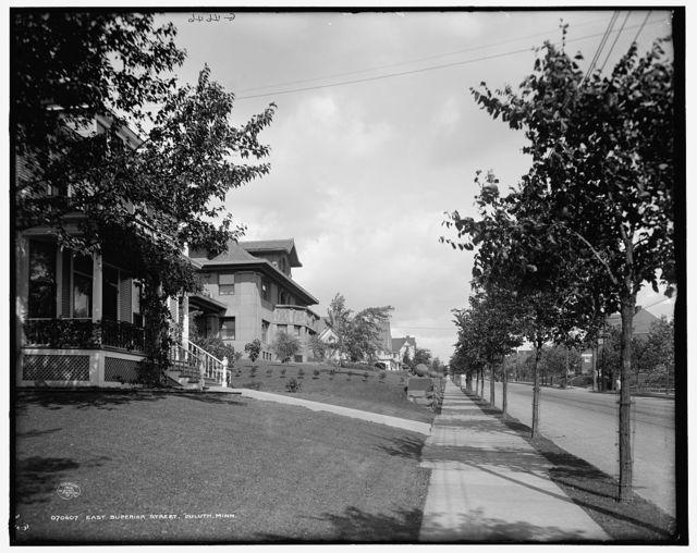East Superior Street, Duluth, Minn.
