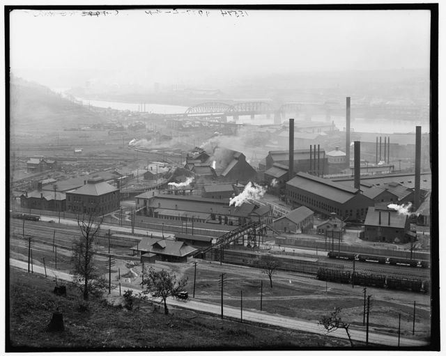 Edgar Thomson Works, Braddock, Pa.