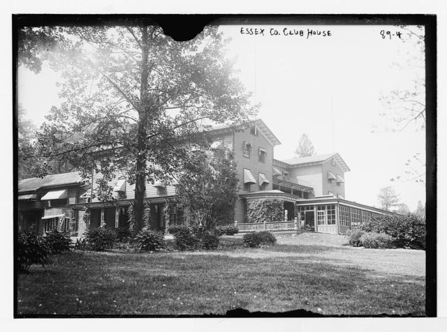 Essex Country Club House